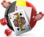 jetons cartes dés belgique