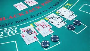 cartes blackjack table split